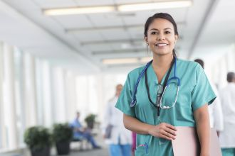 Healthcare workers experience some of the highest rates of nonfatal occupational illness and injury